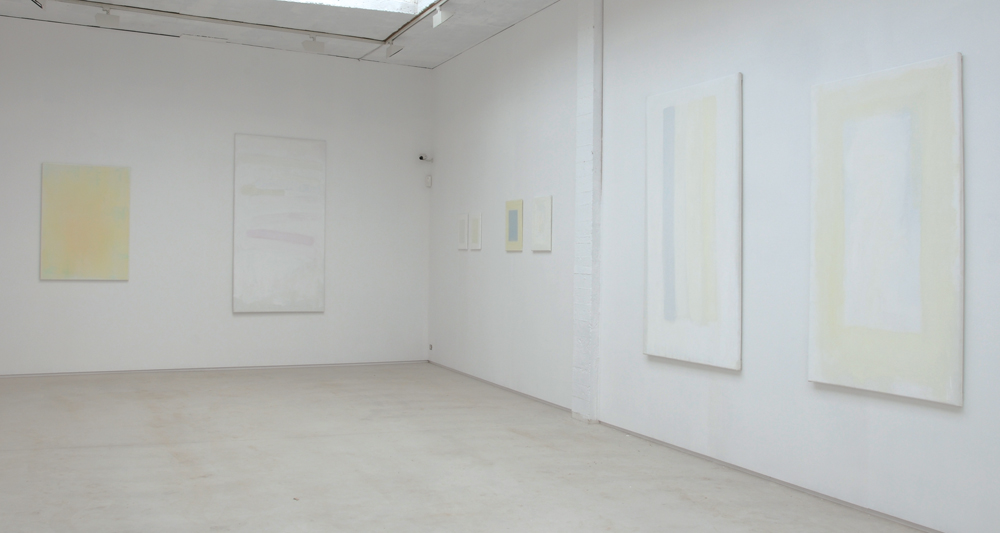 VANDERPUT - view of the exhibition 'La Vérité en Peinture' Manifold Positions and Possibilities in Painting, curated by Hans Martens