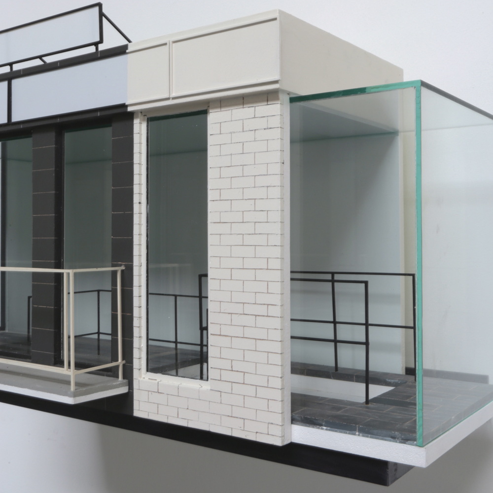 VANDENEYNDEN - Shop:Balcony-detail