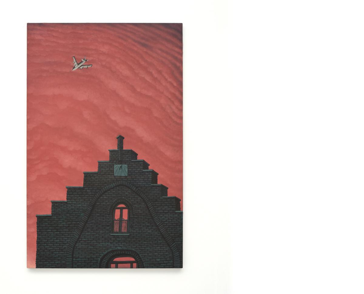 EYCKERMANS - Farewell&theTower_160x100cm