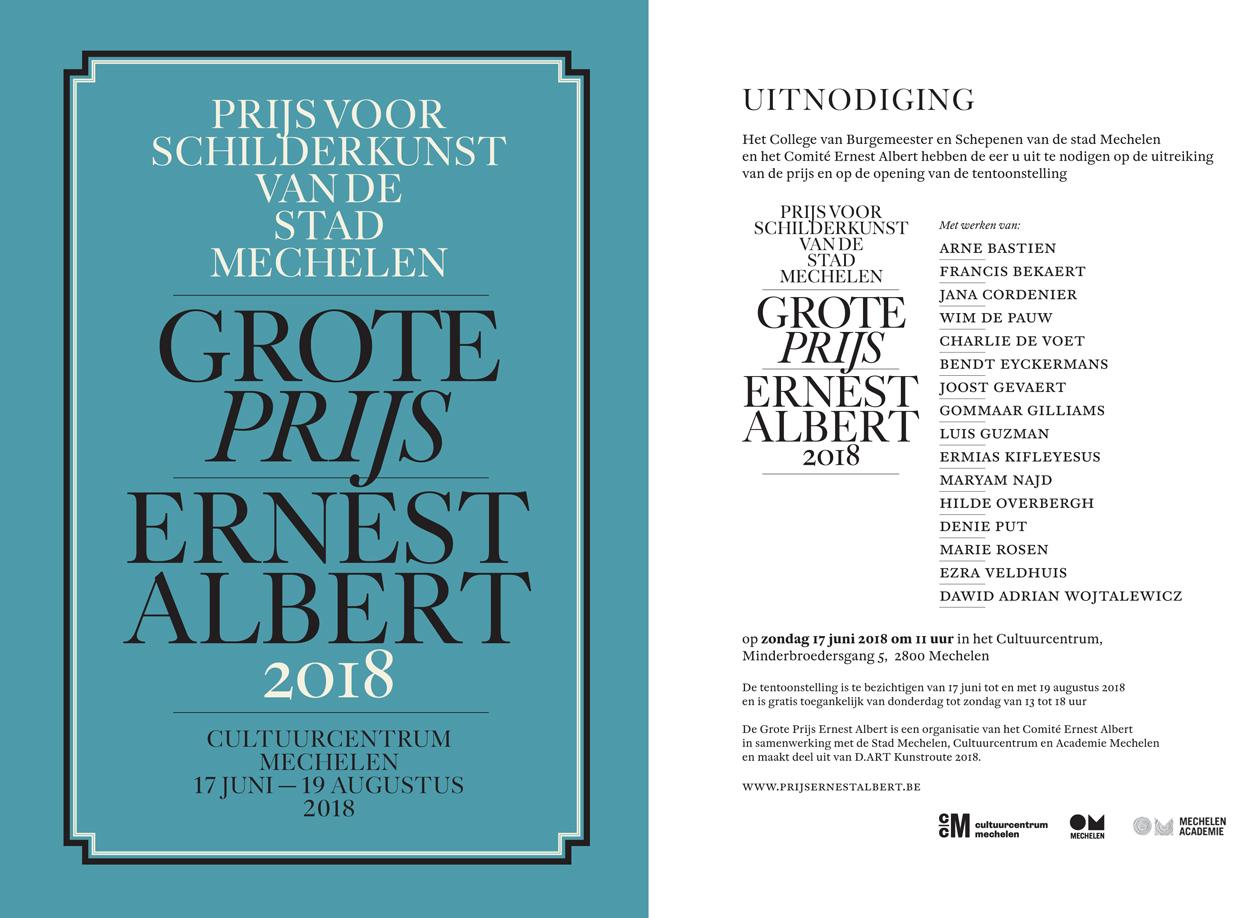 Grote Prijs Ernest Albert 2018_uitn