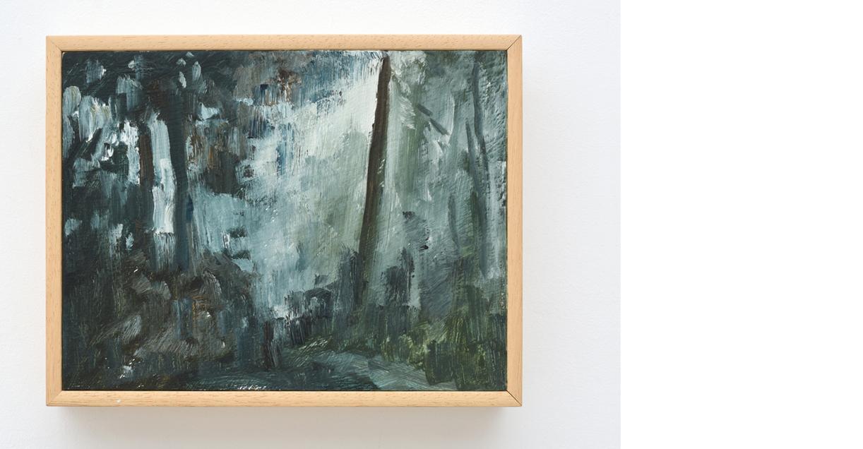 VERKAEREN - The-forest-holds-its-breath#2_17x22,5cm