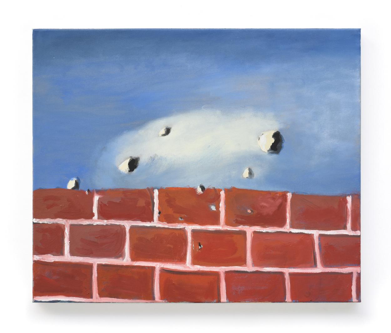 DECLERCQ - Bricks&Rocks_2017_50x60cm