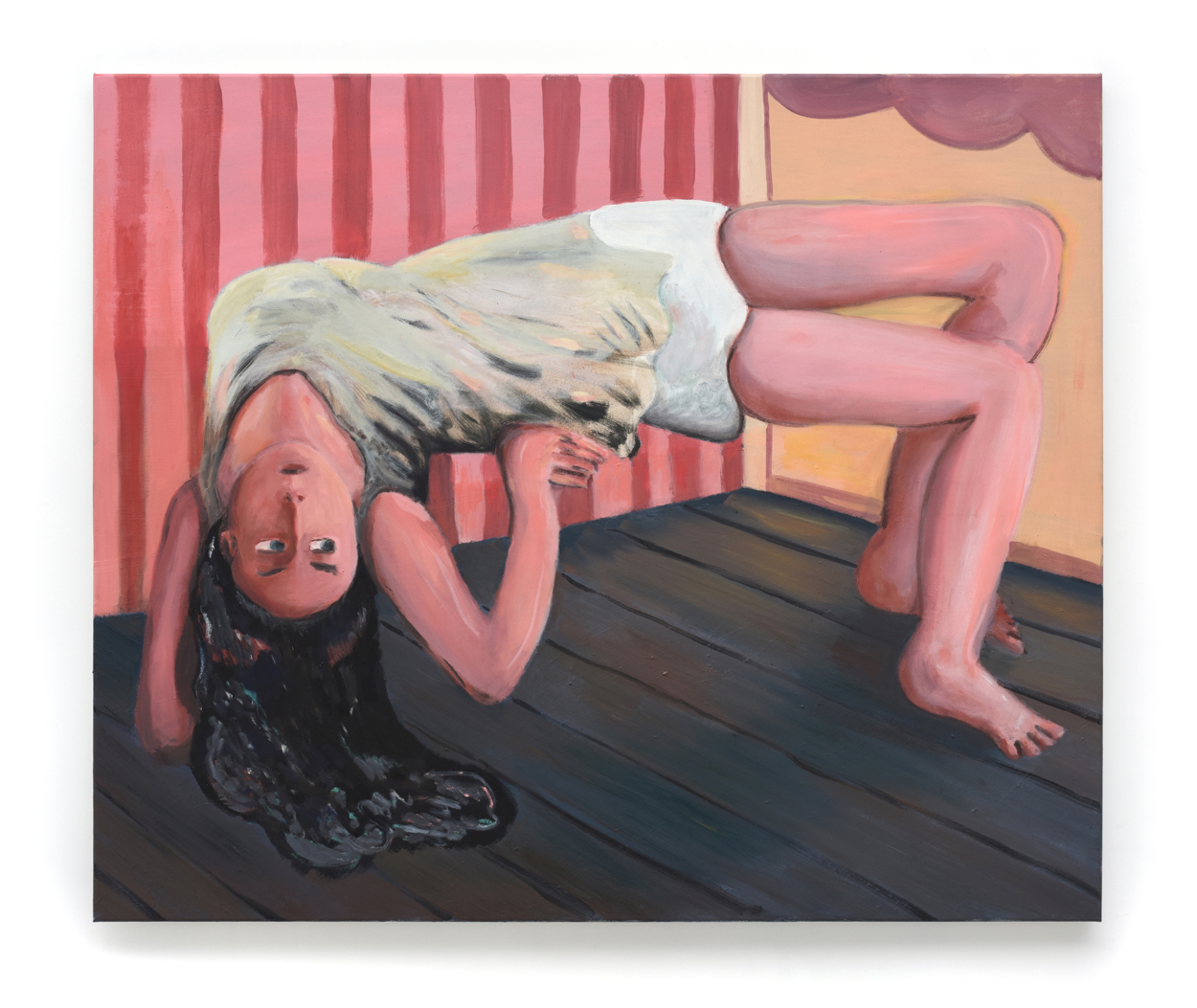 DECLERCQ - This_is_what_she_does_2019_100x120cm