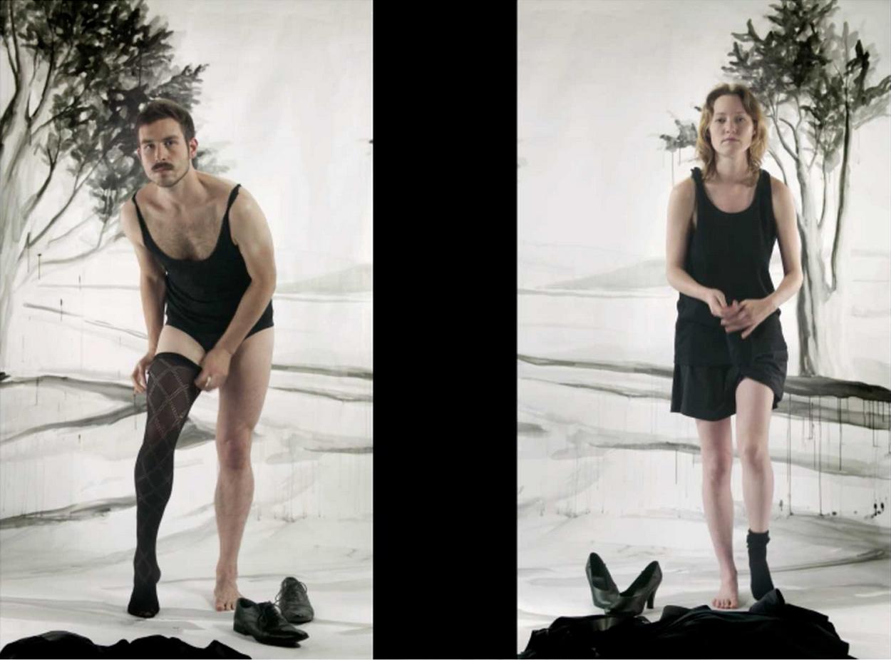 VERSCHEURE - Adam&Eve-Eve&Adam