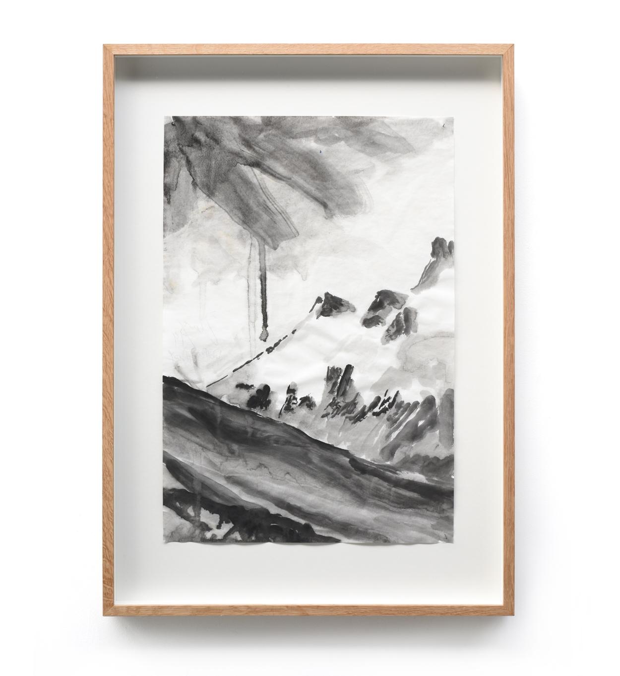 VERSCHEURE - Mountain#107_2019_44,8x30cm
