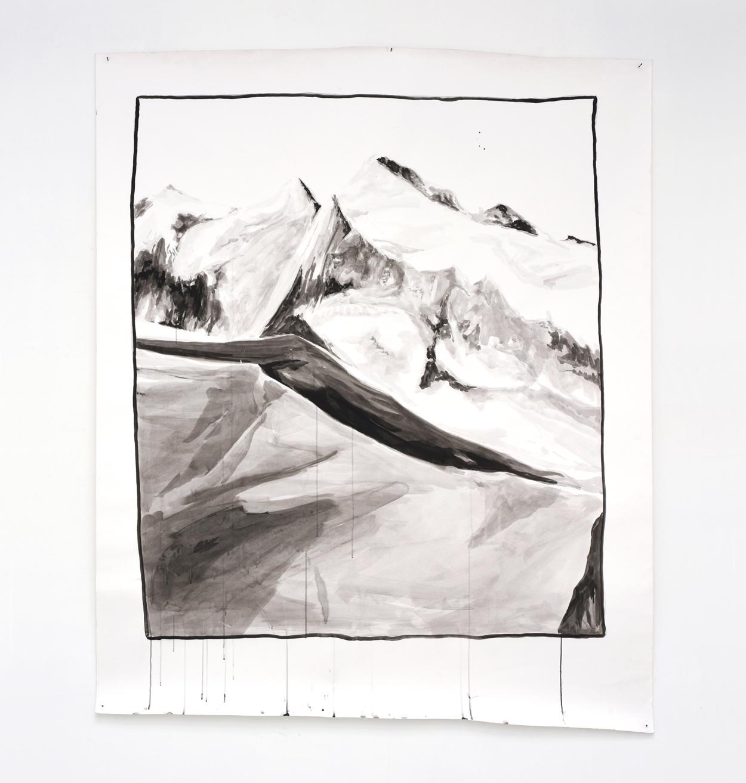 VERSCHEURE - Mountain#7_2017_180x150cm