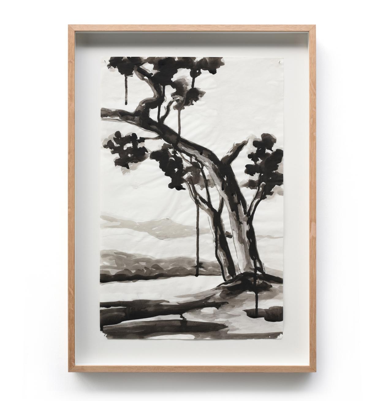 VERSCHEURE - Trees#104_2019_44,8x31,5cm